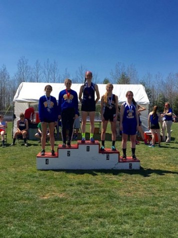 DCC Track and Field Team is Setting Records