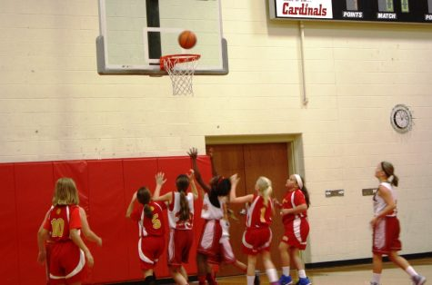 DCC 5th and 6th Grade Girls Basketball Take On St. Francis