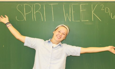 Spirit Week 2016 – Themes, Skits, and a New Location