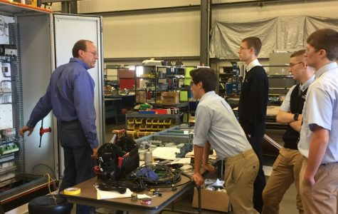 DCC Engineering Program – An Interview with Mrs. Edwards