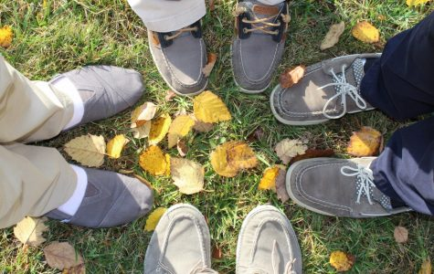 10 Signs that It's Fall at Central