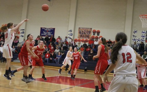 DCC Girls Playing for AML Championship