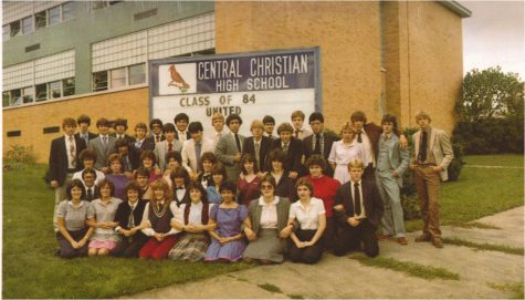 #TBT Throwback to 1984 -When DCC Guys Wore Suits