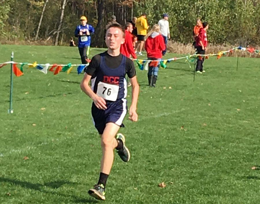 DCC Competes at District Cross Country Championships