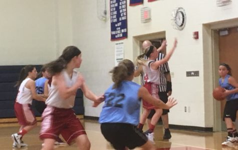5th And 6th Grade Girls Vs. Elk County Catholic