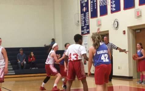 DCC 5th and 6th Grade Girls Basketball Teams Challenged by St. Marys