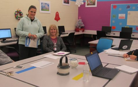 DCC Teachers Focus on Prayer and Curriculum Building During In-Service