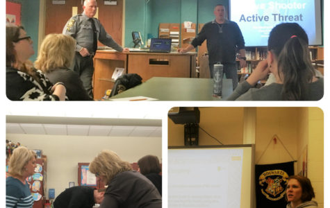 DCC Teacher In-Service Focuses on Safety and New Technology Methods