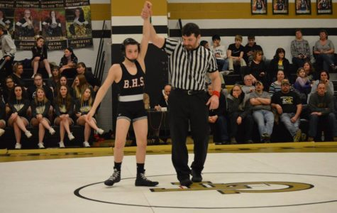 DCC's Tanner Morrelli Moves on to Districts in Wrestling