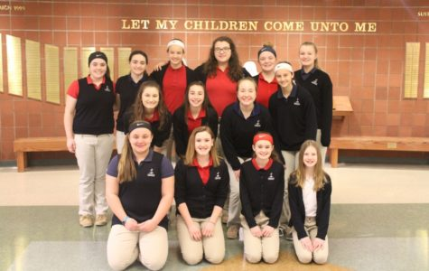 DCC Middle School Softball Ready to Play