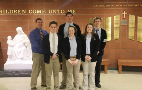 Scholastic Challenge Team Competes at Penn State DuBois