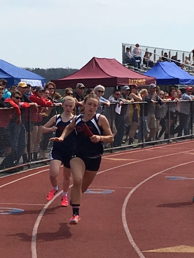 CARDINALS ADD TO DCC HISTORY BOOKS AT BROOKVILLE INVITATIONAL