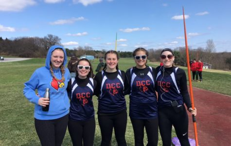 Cardinal Track and Field Sets 32 Personal Records at Brookville