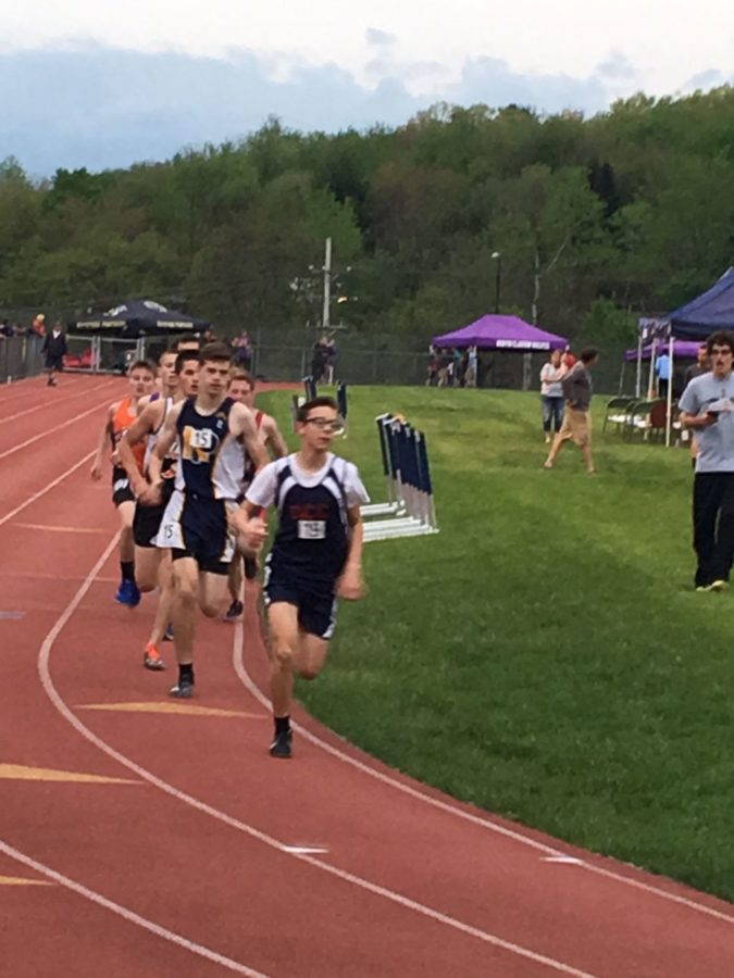 DCC 800 Meter Record Shattered at Districts