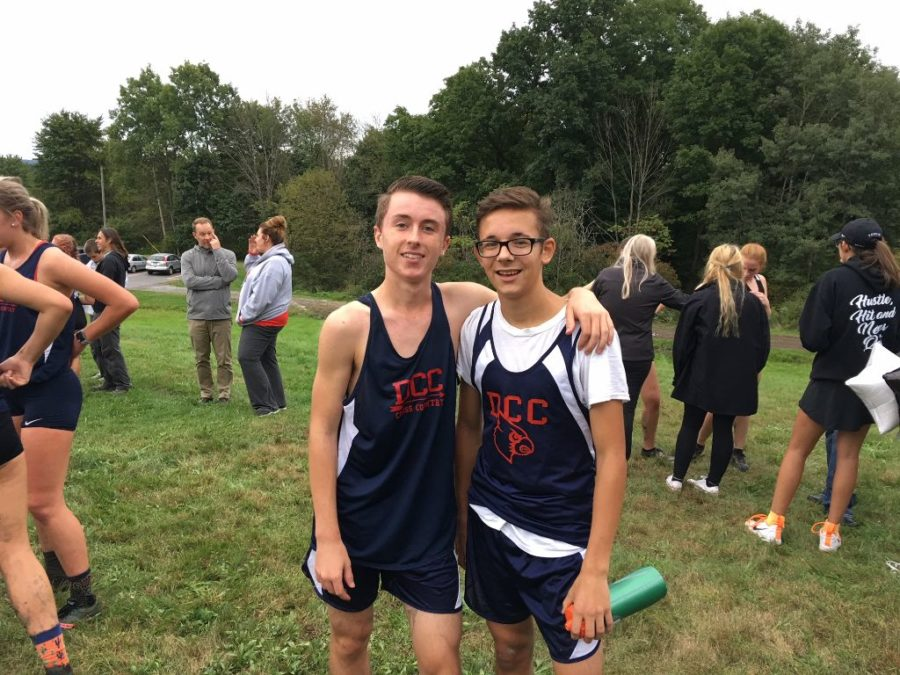 Cardinal Records Fall at Wasson Avenues Cross Country Finale