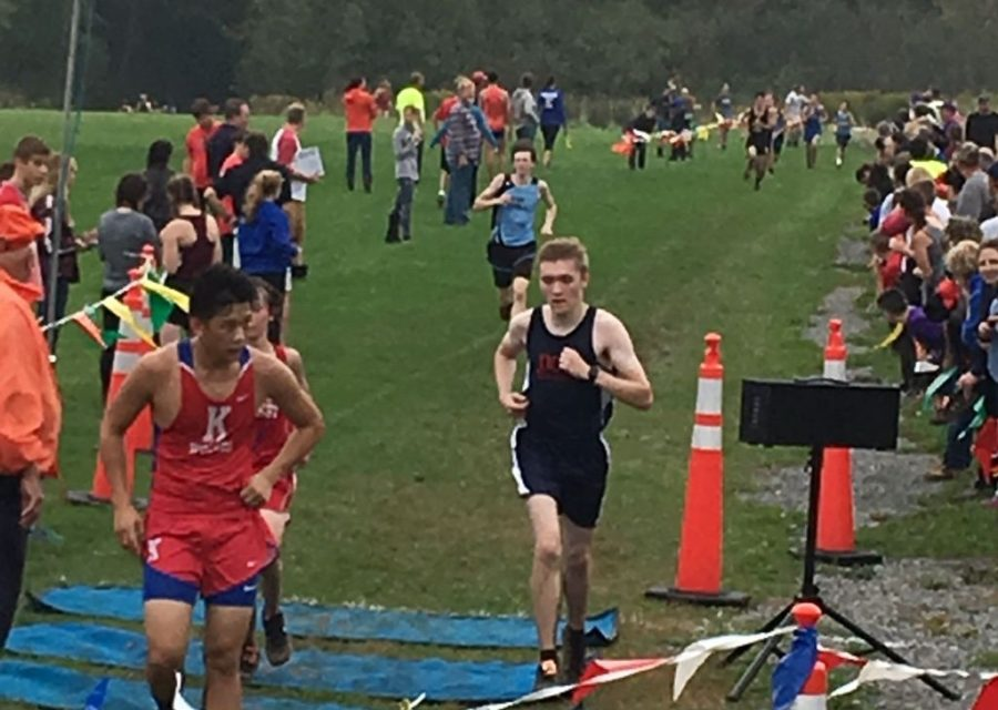 DCC Runners Compete at Ridgway Invitational