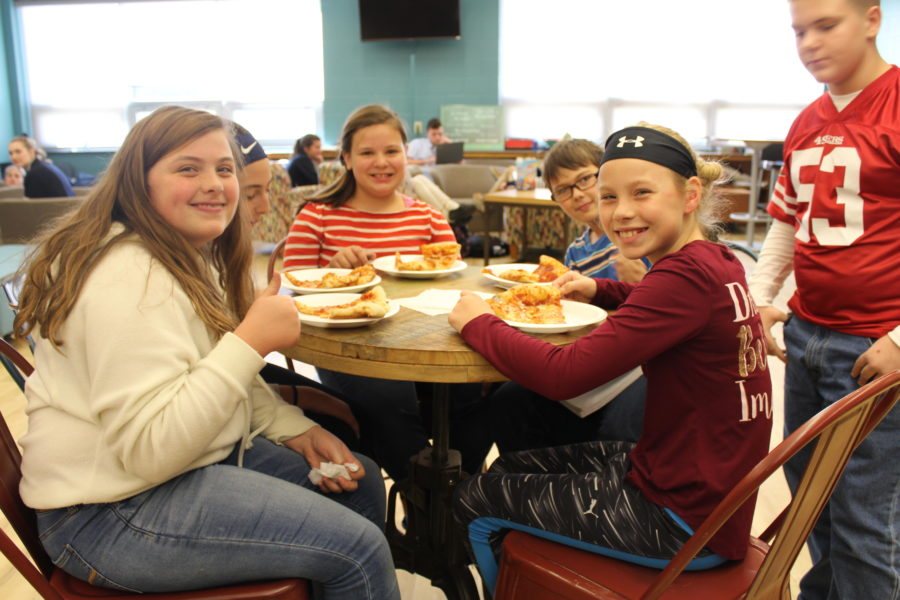 Dress Down Days and Fun Activities Fill Catholic Schools Week
