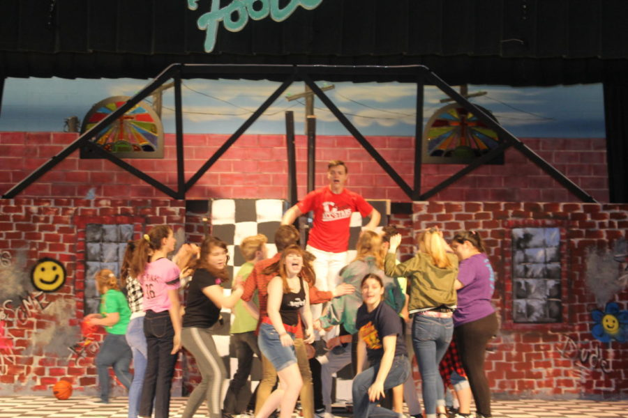 10 Reasons You Should See DCC's Production of FOOTLOOSE - the Musical