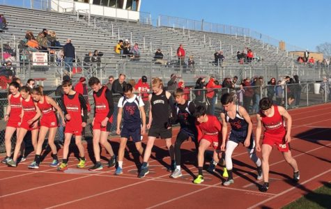 DCC Cardinals Impress at First Ever Franklin Track Meet