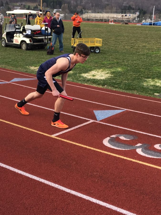DCC Track History Made at Smethport