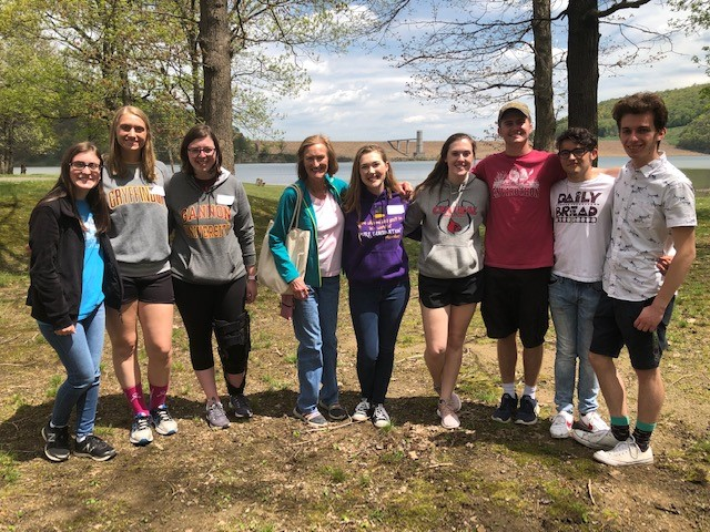 DCC+Students+Compete+in+Envirothon