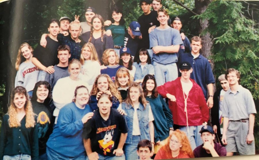 #TBT Throwback to the Class of 1996