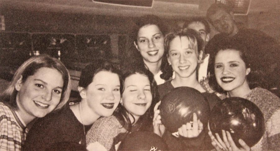 #TBT Throwback to Class of 1997 Bowling During Catholic Schools Week