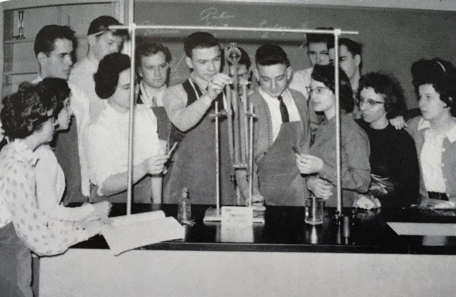 %23TBT+Throwback+to+1962+Chemistry+Class+at+Central