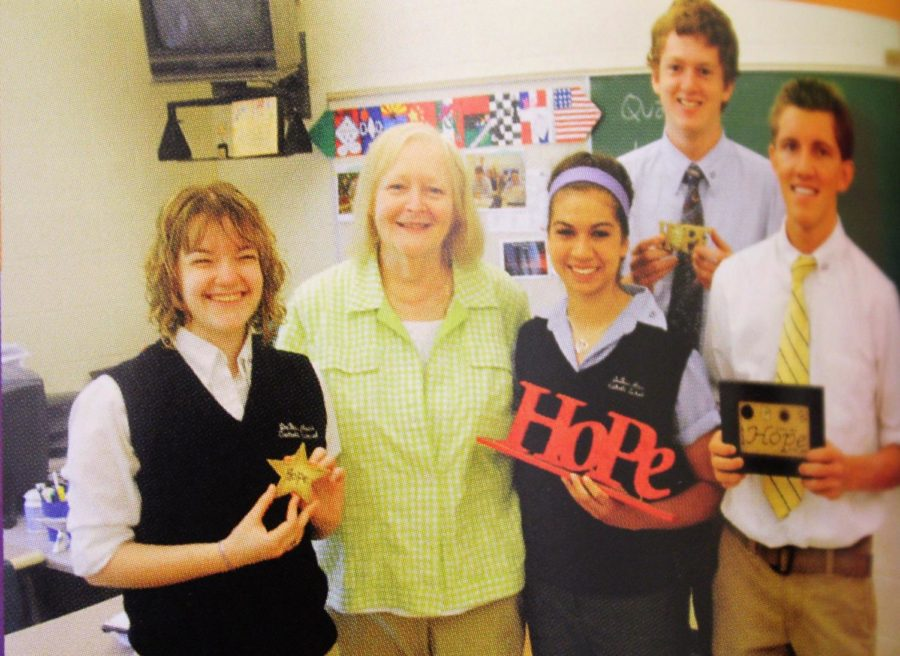 #TBT Throwback to Students Voted Biggest Teachers' Pets of 2012