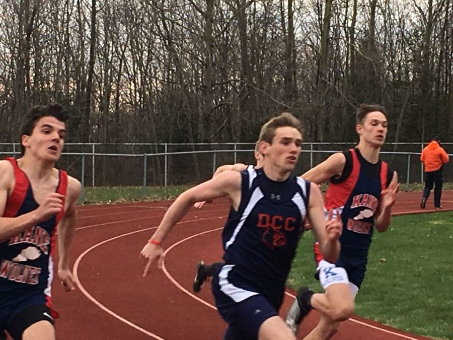 Century Record Falls at Districts as DCC Cardinals Qualify for State Championships