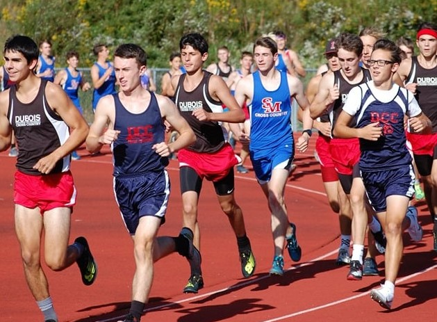 DCC+Defeats+Kane+and+St.+Marys+in+Cross+Country+Meet