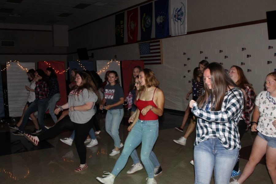 DCC Annual Welcome Dance Was Lit!
