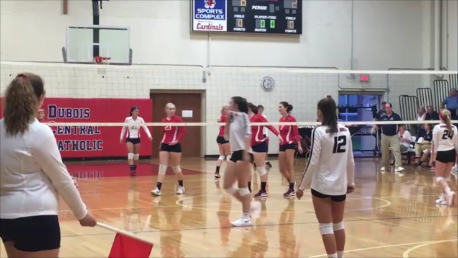 DCC Volleyball and the Curse of Crosstown
