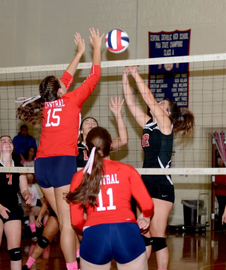 DCC Volleyballs Annual Pink Night a Great Success!