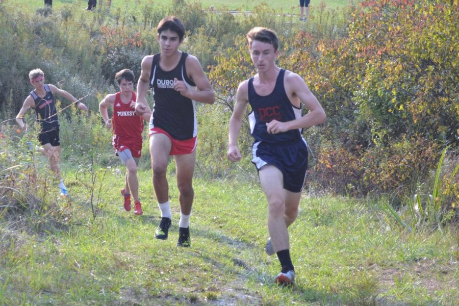 DCC%E2%80%99s+Ritsick+and+Mennetti+SHINE+at+Ridgway+Invitational+Cross+Country+Meet