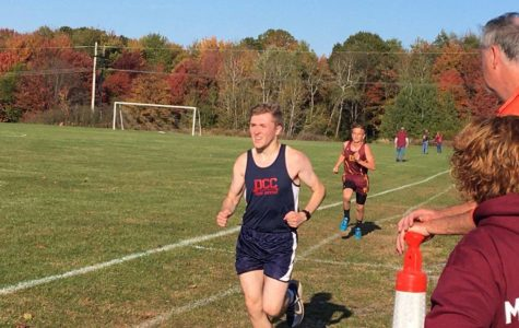 Cardinals Nip Brockway in Final Dual Cross Country Meet