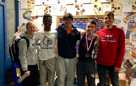 'Mission Accomplished' For DCC Cross Country – Johnny Ritsick Moves on to States