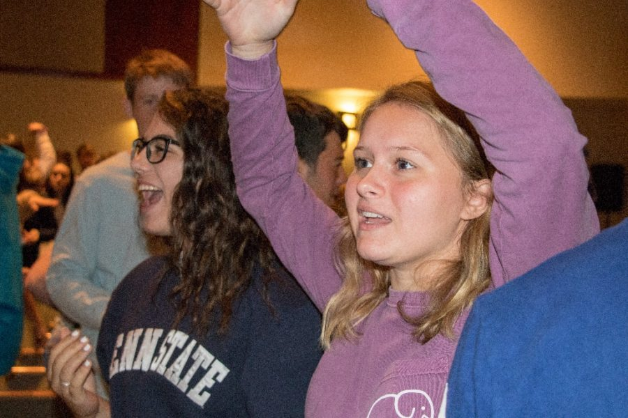 DCC High School Retreat Focuses on a Life in Christ
