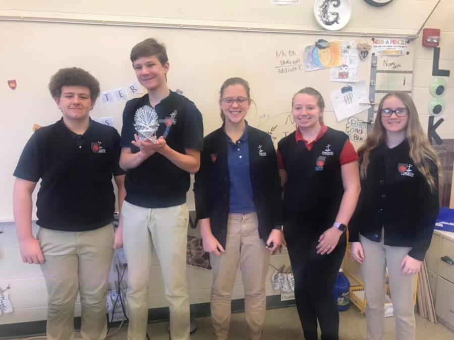 8th Grade Find There are Many Winners in Game of Drones