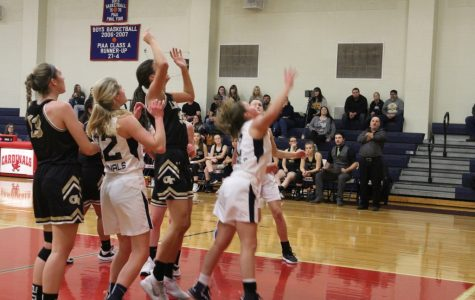 DCC Girls Varsity Basketball Gaining Steam - Photo Gallery