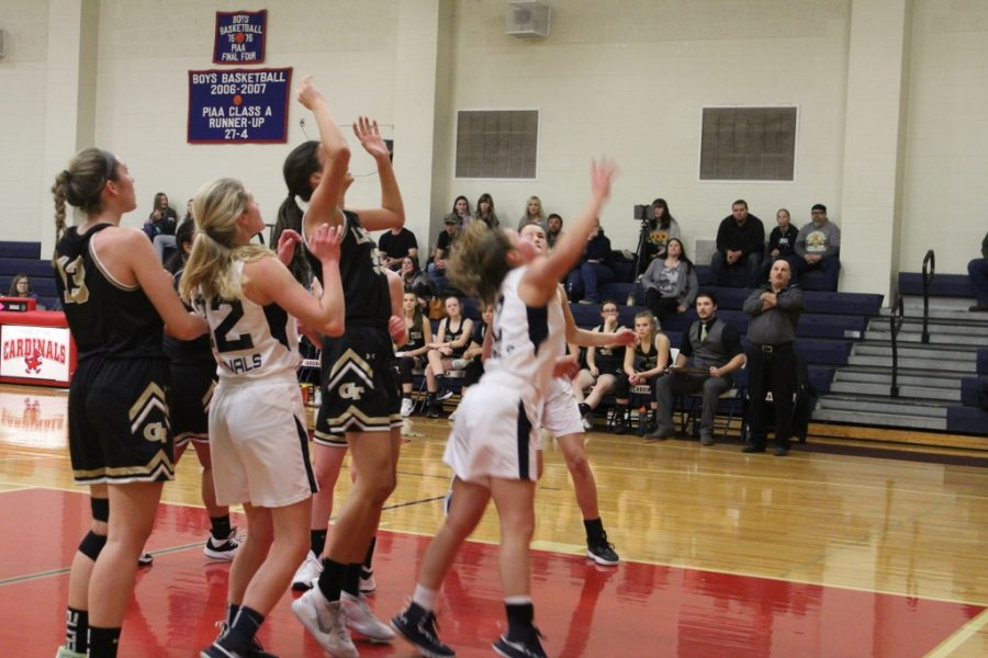 DCC+Girls+Varsity+Basketball+Gaining+Steam+-+Photo+Gallery