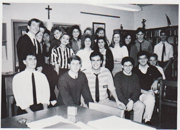 #TBT Throwback to Mock Trial in 1991