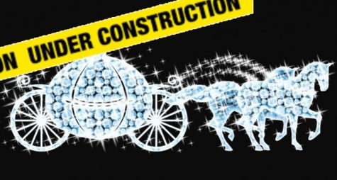 This Week's Cinderella-Gram from DCC – February 25 - Under Construction