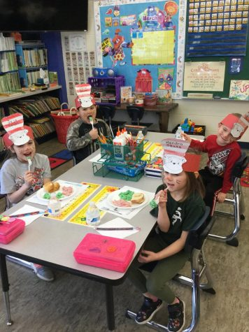 DCC Elementary Celebrates National Read Across America and Dr. Seuss Day