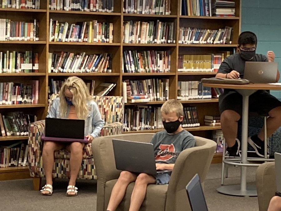 DCC Orientation Provides 6th Graders and New Students an Great Start to the School Year