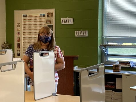 DCC Teachers Prepare for the Beginning of the School Year