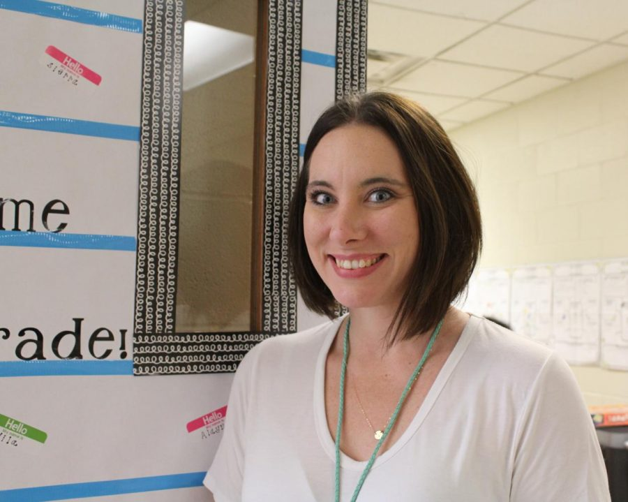New Teachers At DCC: Welcome, Mrs.Loudon