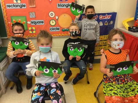 """DCC Preschool Students Have a """"Monstrously"""" Good Time Learning"""