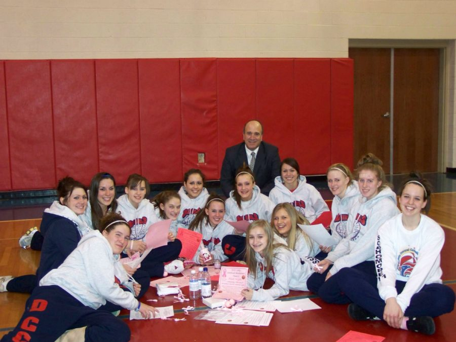 #TBT Throwback to DCC Girls Basketball Team from 2008