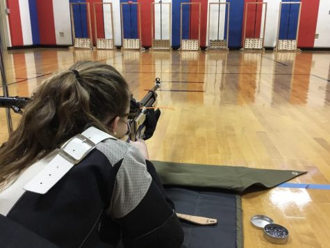 DCC Rifle Team is Ready for 2021 Season